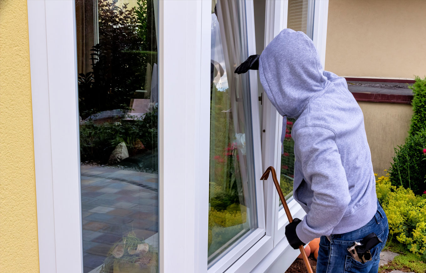 Ten Frequent Causes of Break-Ins